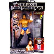 CM Punk Deluxe Aggression Best