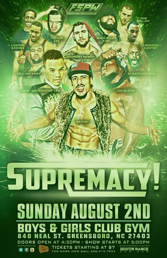 FSPW Supremacy 2015
