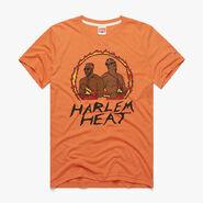 Harlem Heat Fire Ring Homage T-Shirt
