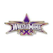 WrestleMania 30 Collectible Pin
