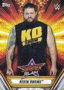 2019 WWE SummerSlam (Topps) Kevin Owens 11