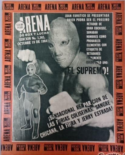 Box y Lucha 1365