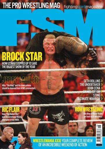 Fighting Spirit Magazine 118