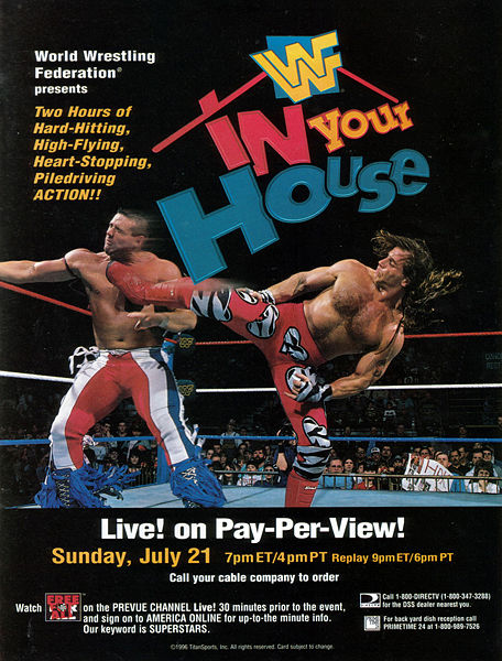 In Your House 9: International Incident