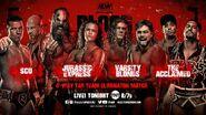 May 5, 2021 AEW Dynamite Match 3