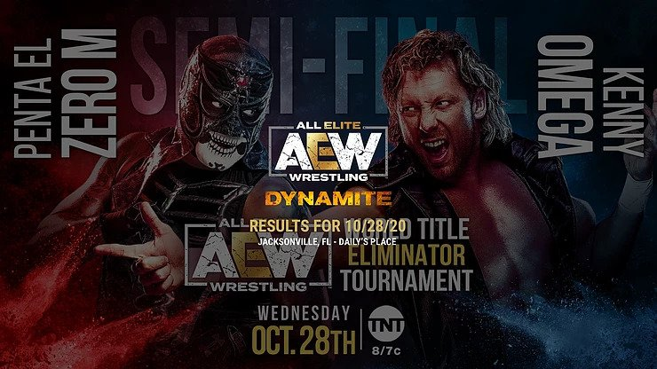October 28, 2020 AEW Dynamite results