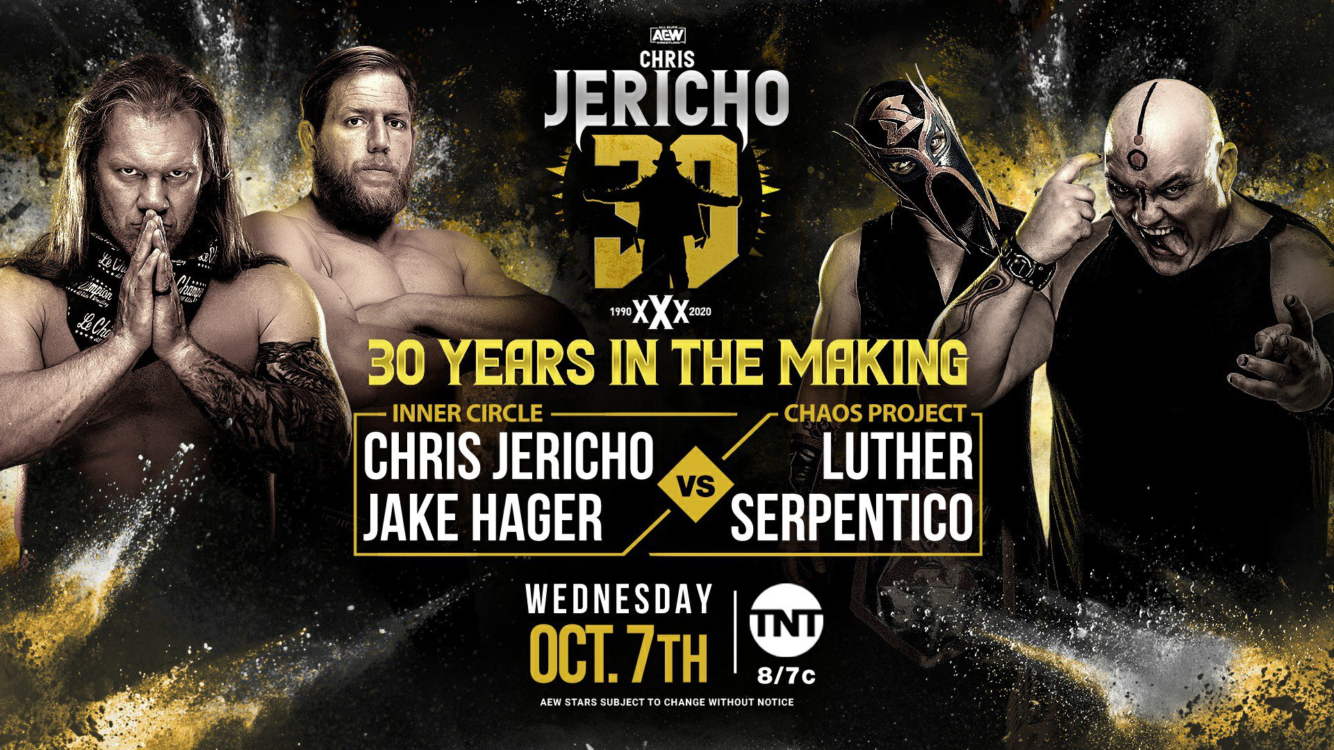 October 7, 2020 AEW Dynamite results
