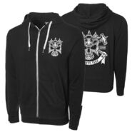 Triple H 25 Years Full-Zip Hoodie Sweatshirt