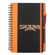 Braun Strowman Clear The Tracks Notebook & Pen