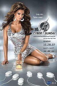 Cyber Sunday 2007