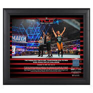 Fabulous Truth TLC 2018 15 x 17 Framed Plaque w Ring Canvas