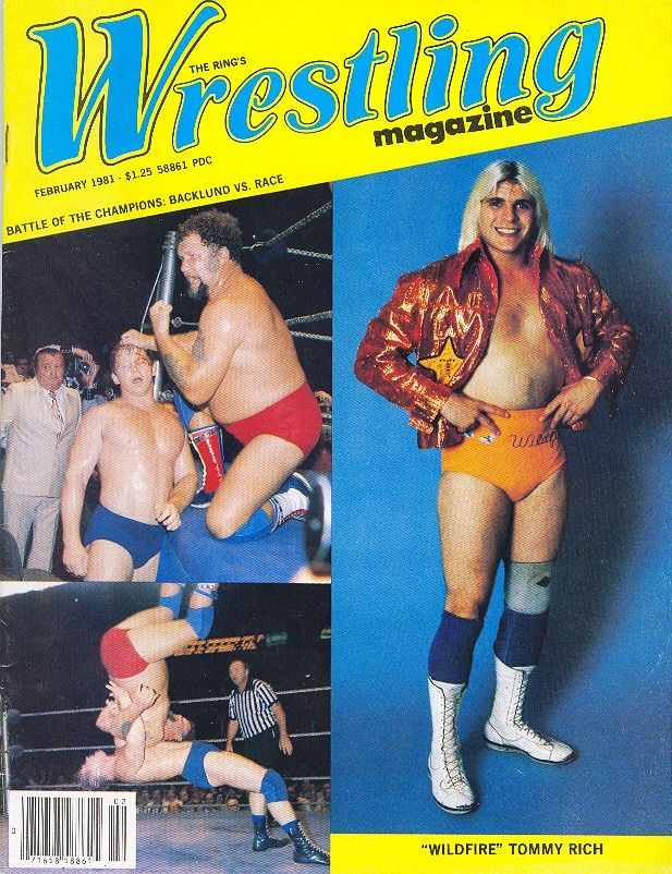 The Ring Wrestling - February 1981