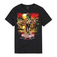 WrestleMania 37 Event T-Shirt