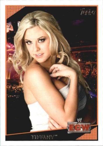 2009 WWE (Topps) Tiffany (No.56)