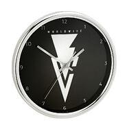 Finn Bálor 12 inch Chrome Wall Clock