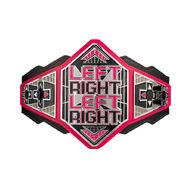 LRLR Championship Replica Title Belt