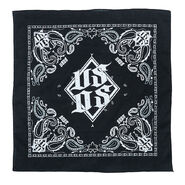 The Usos Uso Penitentiary Bandana