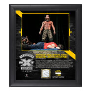 Tommaso Ciampa NXT TakeOver Chicago 15 x 17 Framed Plaque w Ring Canvas