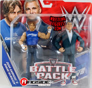 WWE Battle Packs 46 Shane McMahon & Dean Ambrose