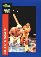 1991 WWF Classic Superstars Cards Hulk Hogan 52
