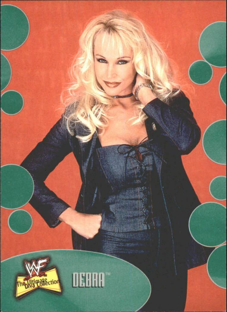 2001 WWF The Ultimate Diva Collection (Fleer) Debra (No.16)