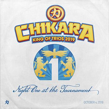 CHIKARA King Of Trios 2019 - Night 1