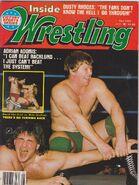 Inside Wrestling - May 1982