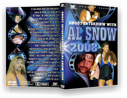 Shoot with Al Snow 2008