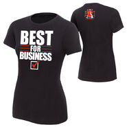 The Authority Symbol Of Power T-Shirt womens