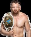 Dean Ambrose IC Champion