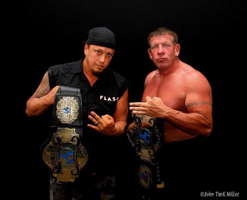 1CW Tag Team Championship/Champion gallery