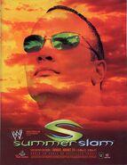 SummerSlam 2002 Poster