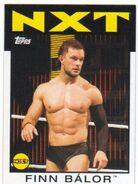 2016 WWE Heritage Wrestling Cards (Topps) Finn Balor 65