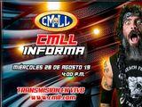 CMLL Informa (August 28, 2019)