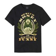 Cameron Grimes So Much Money Authentic T-Shirt