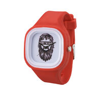 Daniel Bryan Flex Watch - Red