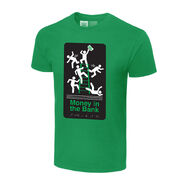 Money In The Bank 2020 Room Sign T-Shirt