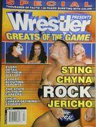The Wrestler - April 2001