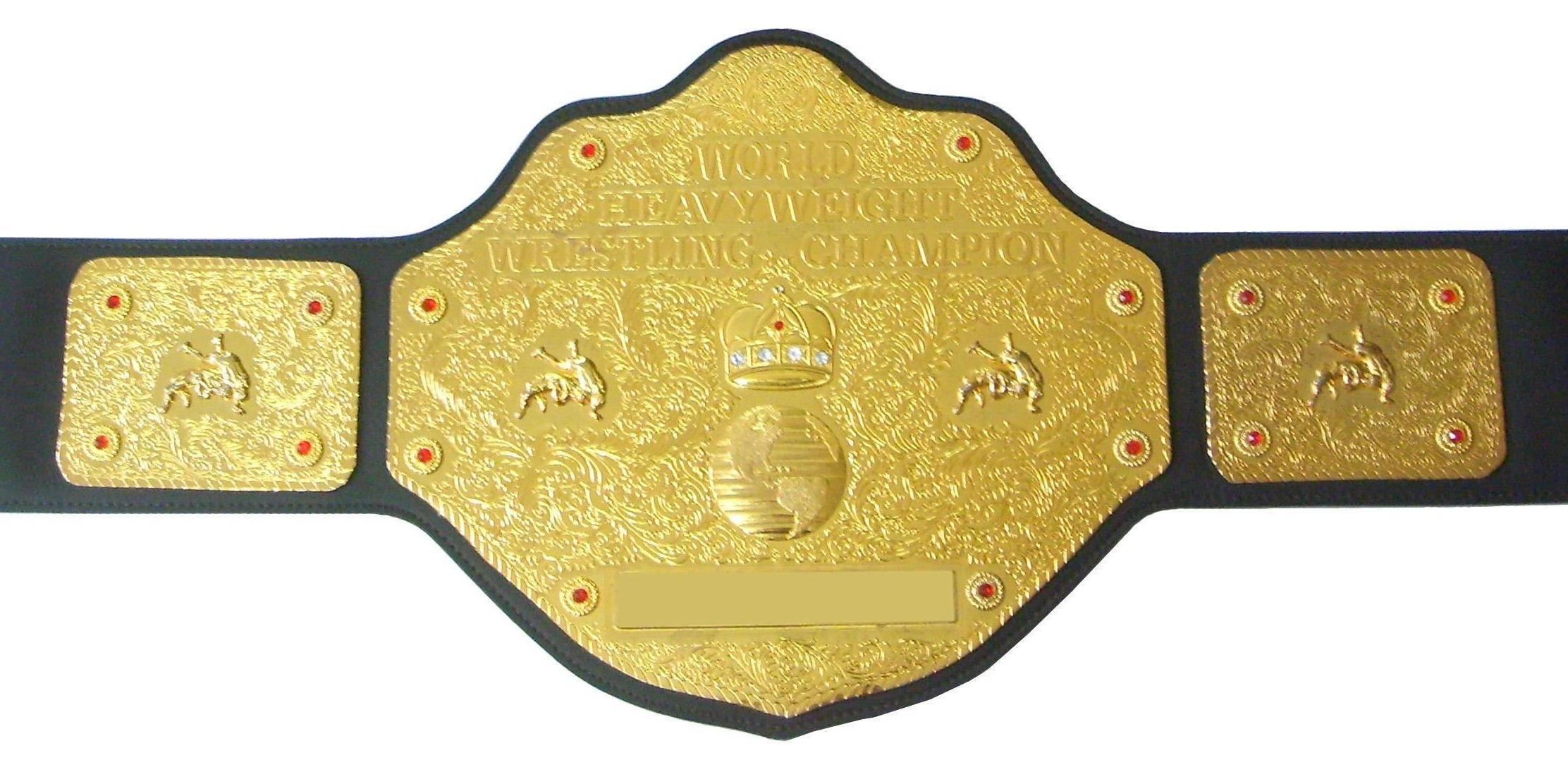 WCW World Heavyweight Championship/Champion gallery