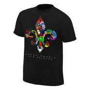 WrestleMania 34 Superstars Fleur-De-Lis T-Shirt