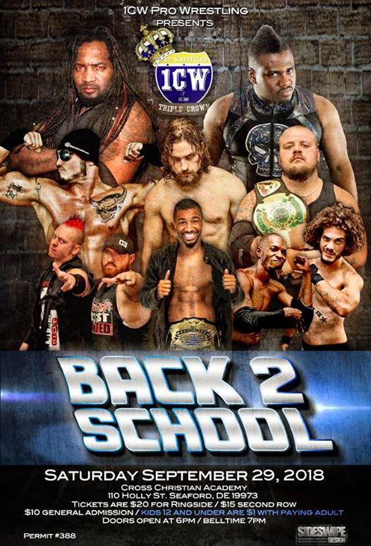 1CW Back 2 School 2018