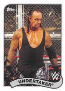 2018 WWE Heritage Wrestling Cards (Topps) Undertaker 88