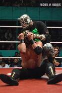 CMLL Lunes Arena Puebla 2