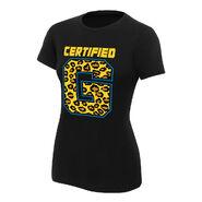 Enzo & Big Cass Certified G Women's Authentic T-Shirt