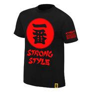 Shinsuke Nakamura Ichiban Youth Authentic T-Shirt