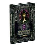 Undertaker 25 Years of Destruction Hardcover Book