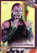 2013 TNA Impact Glory Wrestling Cards (Tristar) Jeff Hardy 1