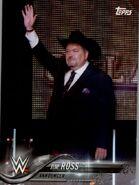 2018 WWE Wrestling Cards (Topps) Jim Ross 40