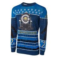 Braun Strowman Strowman Express Ugly Holiday Sweater
