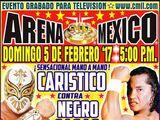 CMLL Domingos Arena Mexico (February 5, 2017)